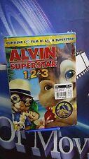 alvin superstar 1-2-3-*DVD*NUOVO