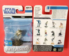 NEW - Star Wars Battle Packs Unleashed Jedi Master Yoda Walmart Exclusive Hasbro