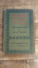 ENGLISH AS SHE IS TAUGHT by Mark Twain / Mutual Book Co. 1900 / Presumed 1st Ed.