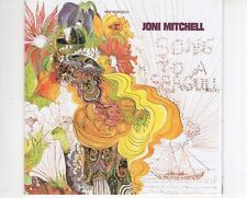 CD JONI MITCHELL	songs to a seagull	EX+ (A2278)