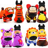 Warm Pet Dog Costume Jumpsuit Small Puppy Coat Winter Cartoon Cat Hoodie Outfit
