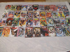 NEW 52 #1 44 out of  52 complete set 1st print, NM SUPERMAN, no SUICIDE SQUAD