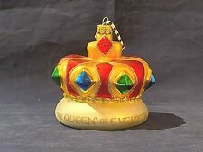 Mary Engelbreit Me Ink The Queen Of Everything Blown Glass Ornament