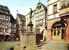 AK, Bernkastel-Kues, Am Markt, mit Ratskeller, 1973