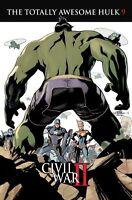 Hulk 3 (All New 2016): Civil War II - Deutsch - Panini - NEUWARE