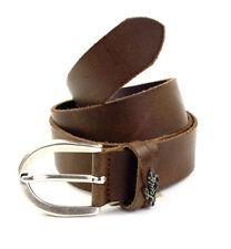 Levi ´ S Cintura in pelle Unisex 223864 Marrone Taglia 85 Cm (Larghezza 3,5 Cm)