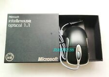 Microsoft l IntelliMouse Optical Io1.1/6000 frame IPS photoelectric mouse Black