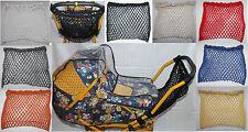 Sunnybaby set pluie capote et einkaufsnetz pour poupées voiture - 9 couleurs * NOUVEAU *