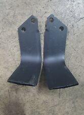 1 Each LH & RH Tiller Tines for Land Pride RTA10 Series  820-055C 820-056C
