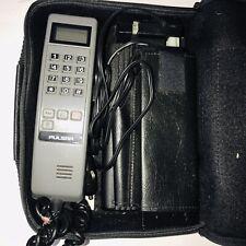Pulsar SCN2387A vintage brick cellphone bag mobile Cell car cellular works