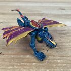 2000 Transformers Beast Machines Geckobot Action Figure - Complete