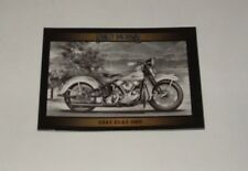 1992 Collect-A-Card HARLEY-DAVIDSON Series 1 Card #15       1941 EL61 OHV