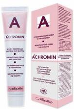 ACHROMIN WHITENING SKIN CREAM Anti dark age spots freckle 45ml NEW