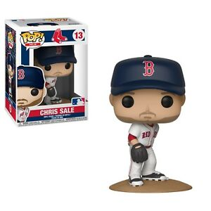 Pop! MLB #13 Chris Sale Funko Vinyl Figure Boston Red Sox