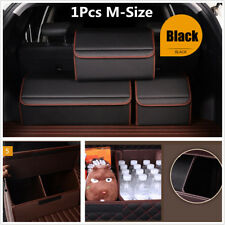 Universal Car Trunk Organizer Stowing Tidy Storage Box Bag Interior Accessories