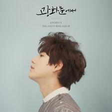 KyuHyun [ Super Junior] 1st Mini Album - At Gwanghwamun