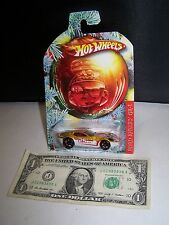 Hot Wheels -  Holiday Hot Rods Gold / White Ford Shelby GR-1 - 2010
