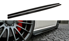 SIDE SKIRTS ADD-ON DIFFUSERS VOLKSWAGEN POLO MK5 GTI FACELIFT (2015-UP)