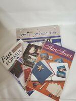 Lot 4 Creative Memories IDEA BOOKS: Fast Formulas  Scrapbook Design Layout lot 2