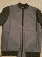 Brand new Calvin Klein stylish black/grey  bomber jacket with tags