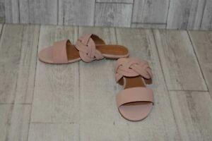 CC Corso Como Sicily Braided Slide Sandal - Women's Size 6M, Light Pink