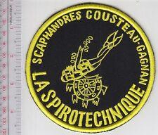 SCUBA Diving France La Spirotechnique Scaphandre Cousteau-Gagnan Female Diver