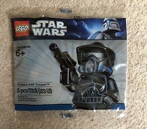 LEGO Star Wars SHADOW ARF TROOPER Minifigure New Sealed Polybag - 2856197,RARE