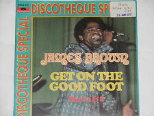 "JAMES BROWN -Get On The Good Foot, Part 1&2- 7"" 45 Polydor"