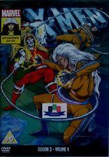 X-Men - Season 3 Vol 4 DVD 2009 New And Sealed
