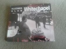 Klezmer klub whitechapel mayn vaytsepl cd new and sealed freepost