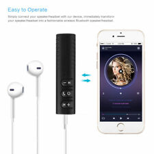 3.5mm Wireles Bluetooth Audio Receiver Adapter AUX For Speaker Headphone POWER