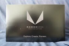 AMD Radeon Vega Frontier Edition 16GB HBM2 Video Card RX Ryzen -Brand New Sealed
