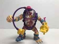 1990 Mutagen Man TMNT Vintage Teenage Mutant Ninja Turtles Figure NEAR COMPLETE