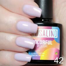 ROSALIND 10ML UV Gel Nail Polish Nail Art Colorful  Semi Permanent Pure Varnish