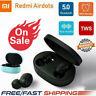 2020 NEW XIAOMI Redmi AIRDOTS WIRELESS EARPHONE W/ CHARGER BOX Bluetooth p2