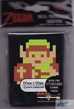 ZELDA 8-bit Link NES ULTRA PRO DECK PROTECTOR CARD SLEEVES FOR MTG POKEMON CARDS
