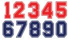 England 1990 Vinyl Football Shirt Soccer Numbers Heat Jersey Umbro World Cup