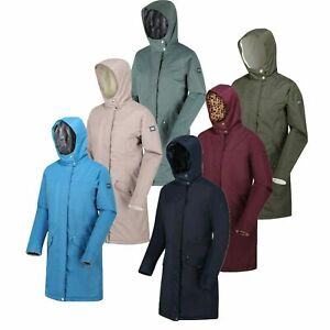 Regatta Rimona Womens Waterproof Insulated Winter Jacket RWP304