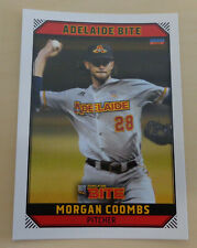 Morgan Coombs 2018/19 Australian Baseball League card - Adelaide Bite
