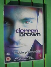 Derren Brown - Inside Your Mind (DVD, 2003); FREEPOST