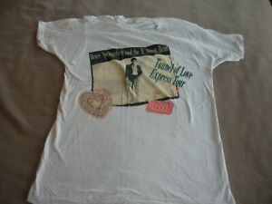 Rare Vintage 1988 New Unsold BRUCE SPRINGSTEEN  Rock T-shirt  Med
