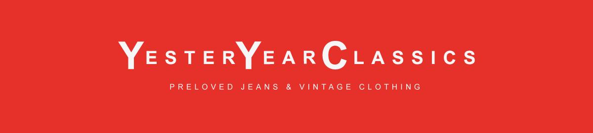 Preloved Jeans & Vintage Clothing