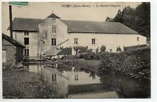 HUMES Haute Marne CPA 52 le moulin d'Engrave