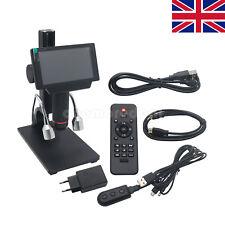 2018 NEW Andonstar HDMI Microscope 5 Inch Screen Digital Microscope ADSM302 UK