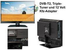 Reflexion LDD1671 39 cm (15,6 Zoll) LED-Fernseher mit DVD-Player, EEK : A++