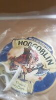 NEW WYCHWOOD BREWERY HOBGOBLIN LEGENDARY RUBY BEER PUMP CLIP