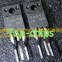 10PCS 2SC6093 C6093 Encapsulation:TO-220F