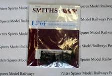 Smiths LP6F Fine Instanter Couplings Assembled Brass (PK8) OO Gauge