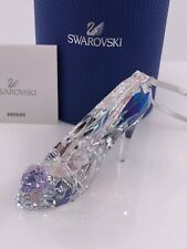 Swarovski Cinderella'S Slipper Ornament Nib #5270155