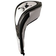 OAKLEY GOLF SKULL FAIRWAY COVER 4.0 WHITE BLACK TRIM PROTECTIVE CASE NEW RARE